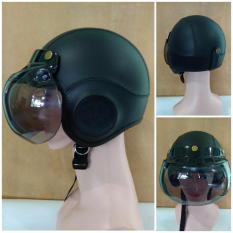 Spesifikasi Helm Bogo Anak Usia 3 7 Tahun Polos Hitam Jbx Helmets Terbaru