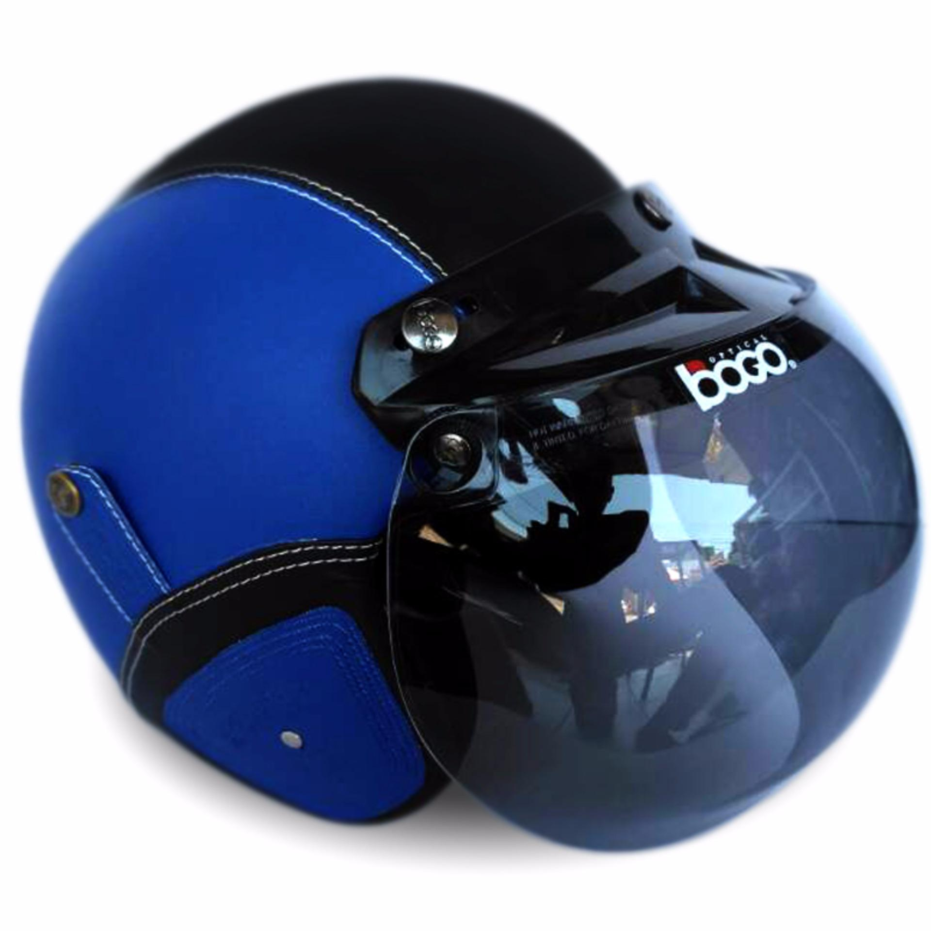 Helm Bogo Putih