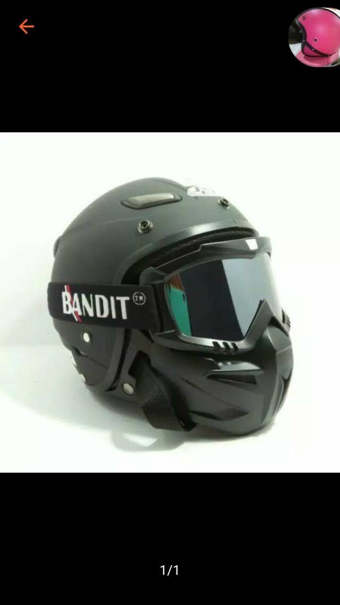 helm bogo retro sni jpn momo hitam dof goggle mask 5377 21345887 a62f6815394d0cf4299623e65bd01528