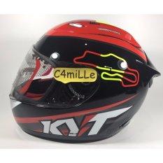 Helm Full Face KYT RC7 / RC 7 spain black #15