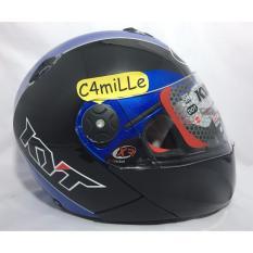 Beli Helm Full Face Kyt Xrocket X Rocket Black Blue Online