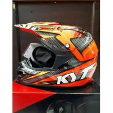 Helm Fullface KYT Cross Over Power Series