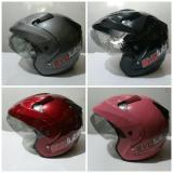 Review Pada Helm Halo Face Murah Helmet Standart Sni
