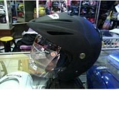 Helm ink cx 22 hitam INK