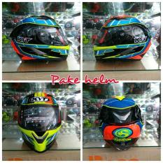 HELM KYT FULL FACE VENDETTA XAVIER SIMEON DRAGON SE