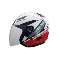Helm KYT Honda HRR Half Face / Jet Helmet