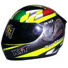 Promo Helm Kyt R10 San Marino Gp Race Circuit Di Sulawesi Selatan