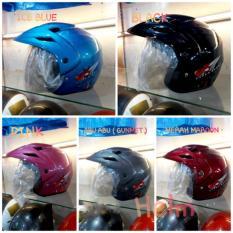 Spesifikasi Helm Murah Berkualitas Gtzone V3 Pet No Brand