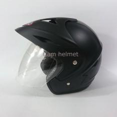 Helm Murah cardox jp-5 Black doff