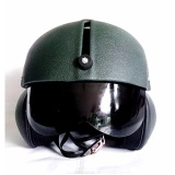 Jual Helm Pilot Visor Army Best Seller Hijau Branded