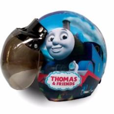 Helm Standart Bogo Anak Karakter Usia 3-7 Tahun Thomas