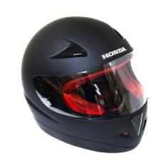 Helmet Full Face Honda CBR Hitam