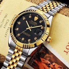 Harga Hequ Brand New Chic Men S Mechanical Watches Switzerland Authentic Fashion Automatic Waterproof Male Table Diamonds Calendar Intl Branded