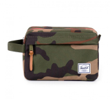 Review Herschel Chapter Classic Travel Kit Woodland Camo Multi Zip Herschel