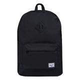 Spesifikasi Herschel Heritage Backpack Black Black Pu Dan Harganya