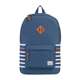 Harga Herschel Heritage Backpack Navy Offset Stripe Herschel Original