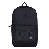 Review Herschel Heritage M Backpack Black Herschel Di Indonesia
