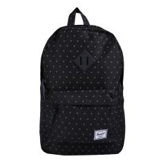 Herschel Heritage M Backpack Black Grdlck Murah
