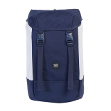 Jual Herschel Iona Classic Backpack Peacoat Lunar Navy Grey Antik