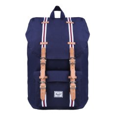 Jual Herschel Little America Backpack Peacoat Wh Murah