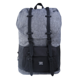 Beli Herschel Little America Backpack Raven Black Herschel Online