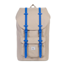 Herschel Little America Classic Backpack Charcoal Blue Herschel Diskon 30