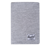 Spek Herschel Raynor Passport Holder Lt Grey X Indonesia