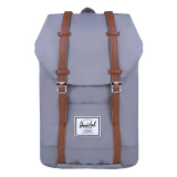 Beli Herschel Retreat Backpack Grey Murah Indonesia