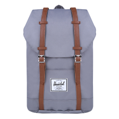 Toko Herschel Retreat Backpack Grey Online Terpercaya