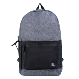 Herschel Settlement Backpack Raven Black Diskon Indonesia