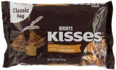 Katalog Hershey Kisses Caramel Terbaru