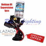Diskon 1Bh Bohlam Hid H11 Super Vision 8000K Putih Kebiruan