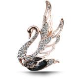 Diskon Bermutu Tinggi Korea Syal Gesper Pakaian Aksesoris Rhinestone Crystal Jewelry Swan Bros Untuk Wanita Intl Oem Indonesia