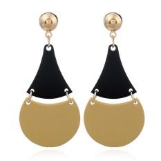 Kualitas Tinggi Jaket Bomber ASTAR untuk Wanita Anting-Anting Modis Perhiasan Trendi Bentuk Geometri Anting-Anting Pesona Pernikahan Hadiah-Internasional