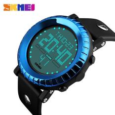 Beli Tinggi Kualitas Store Baru Baru Skmei Watch Sport Quartz Wrist Watch Mens Led Analog Digital Tanggal Waterproof Military Watches Cicil