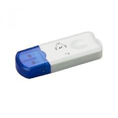 HIGHFINE USB Nirkabel Bluetooth Audio Musik Receiver AdapterwithMic USB Output untuk Karaoke Speaker Sistem DVD VCD Player CDRadioPlayer PC Portable Speaker dan Sistem Stereo Mobil-Intl