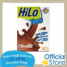 HiLo Teen Chocolate 750g