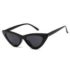 Hindfieid 5149 Vintage Triangle Sunglasses Fashion Women Brand Designer Cat Eye Small Frame Sun Glasses Leisure Travel Eyeglasses - intl