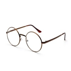 Jual Hindfield L8802 New Fashion Prescription Glasses Frame Women Men Simple Retro Round Flat Mirror Decoration Eyeglasses Gafas De Sol Intl Branded