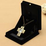 Jual Hitam Velvet Persegi Cincin Kalung Perhiasan Tampilan Kalung Penyimpanan Hadiah Kotak Case Intl Online