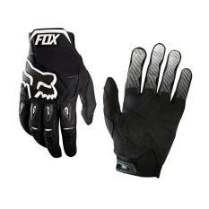 Hitam - Fox Pawtector 2015 Sarung Tangan Sepeda Motor Touring Tour Bikers Bike Gloves Sports Outdoor