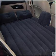 Hitam - Kasur Mobil Matras Mobil Kasur Angin Anak Mobil Outdoor Indoor Car Matress -