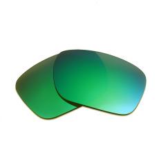 Hkuco Mens Penggantian Lensa untuk Model Holbrook Sunglasses Emerald Green Terpolarisasi-Intl