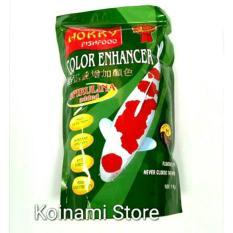 Harga Hokky Spirulina Color Enchancer 1 Kg Makanan Ikan Koi Fish Food Koinami Petshop Murah Yang Murah Dan Bagus