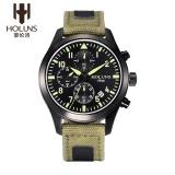 Spek Holuns Authentic Watch Men Leisure Bisnis Meja Multi Fungsional Bercahaya Meja Waterproof Pria Watch Intl Tiongkok