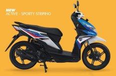 Honda All New Beat ESP CBS khusus Daerah Yogyakarta
