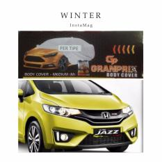 RAMe - Honda All New Jazz 2015-2017 GRANPRIX Car Body Cover / Selimut Mobil / Pelindung Mobil / Body Cover Mobil