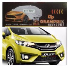 Review Honda All New Jazz Granprix Car Body Cover Selimut Mobil Pelindung Mobil Body Cover Mobil Granprix Padie Body Cover