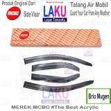 Cuci Gudang Honda Brio Mugen Talang Air Mobil