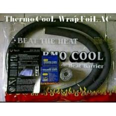 Honda City Wrap Foil Pembungkus AC Lebih Dingin dan Sejuk